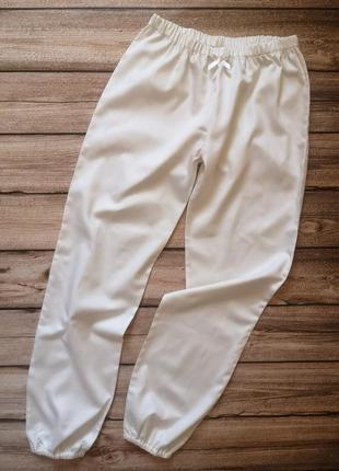 Сатиновая пижамка. красивая хлопковая пижама. женская пижамка с кружевом3 фото