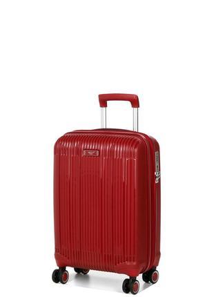Чемодан дорожный, сумка на колесах, airtex paris 637, валіза дорожня