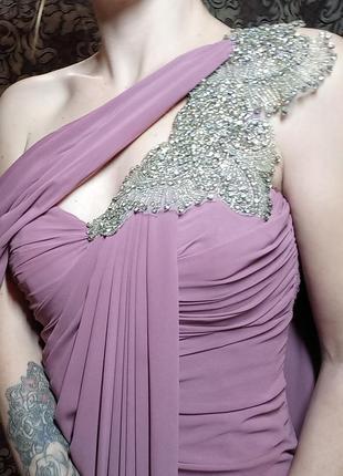 Платье вечернее выпускное подружки невесты / сукня вечірня випускна