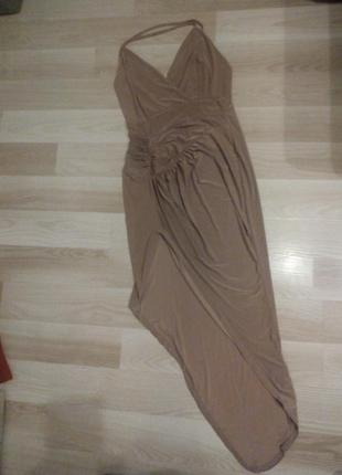 Платье вечернее.