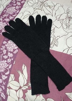 Кашемировые перчатки globus2 фото