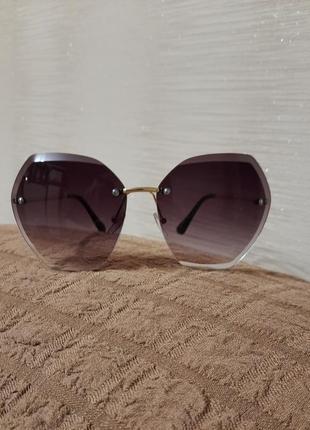 Дизайнерские модные солнцезащитные очки