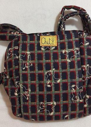 Кенгуру эрго-рюкзак переноска для ребенка chit польша