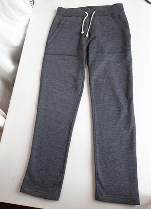 Спортивные штаны тёплые на флисе
