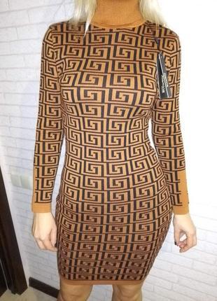 Новое шикарное платье 42-46р.