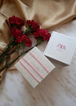 Zara woman gold