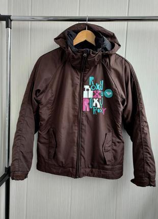 Горнолыжная куртка для девочки 12 лет
