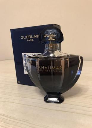 Guerlain shalimar soufflé de parfum