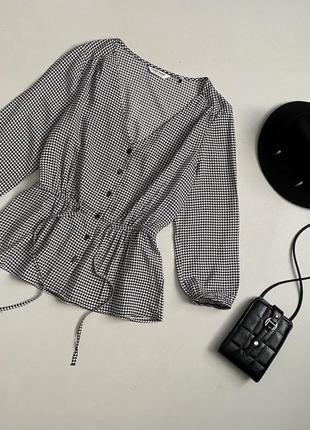 Красивейшая брендовая рубашка / блуза naf naf