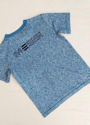 Спортивная футболка, 8-9-10 лет, лионель месси,leo messi, барселона, barcelona, барса