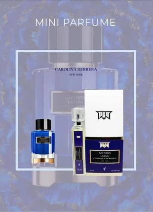 Saffron lazuli carolina herrera 33 ml