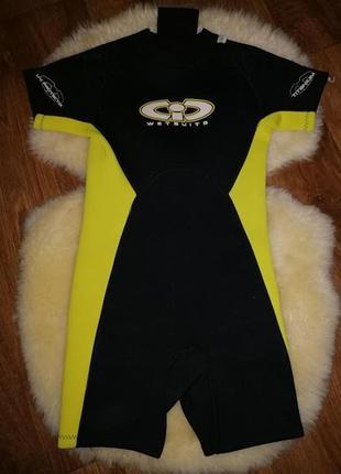 Детский гидрокостюм, костюм для дайвинга wetsuits