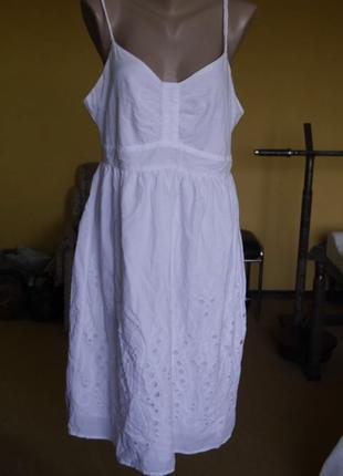 Легкое платье сарафан индия (можно беременным)
