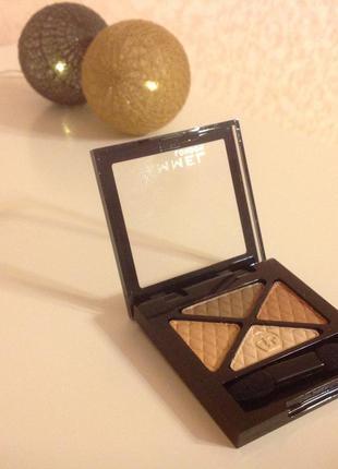 Тени rimmel glam'eyes quad eyeshadow