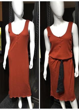 Topshop платье майка стильное оригинал