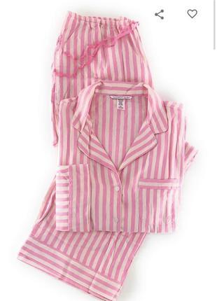 Пижама со штанами виктория сикрет оригинал
