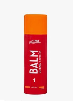 Бальзам для кудрявых волос с легкой фиксацией profix deliplus, 150 мл.,  скидки