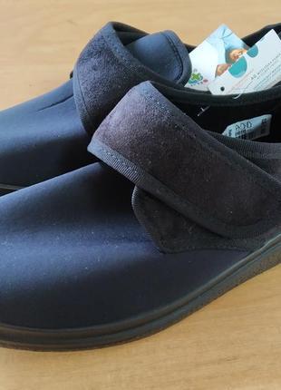 39 р. dr. orto новые ортопедические диабетические туфли ботинки тапочки