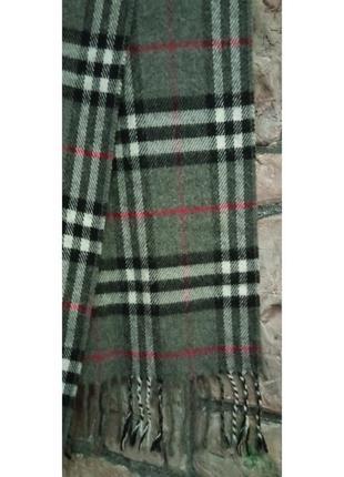 Стильный шарф италия
