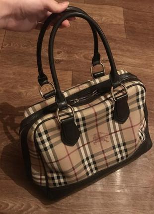 Burberry сумка