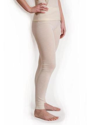 Термо штаны, лосины подштаники hocosa 70% шерсть, 30%лен