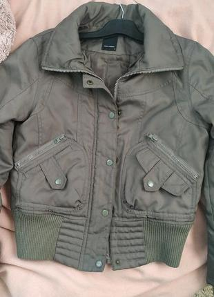 Куртка vero moda демисезонная