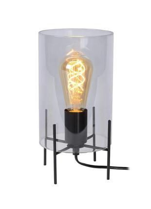 Настольная лампа колба. лофт