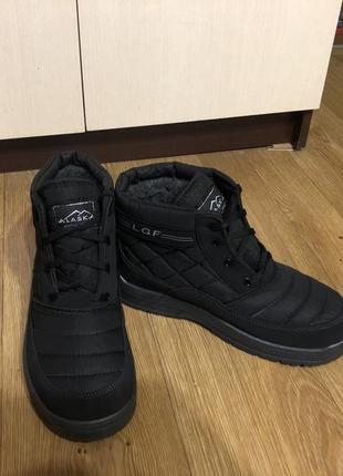 Розпродаж!!! ботинки зимові для чоловіків/зимние ботинки мужские