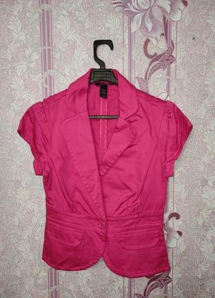 Пиджак с коротким рукавом h&m