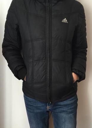 Зимова куртка adidas