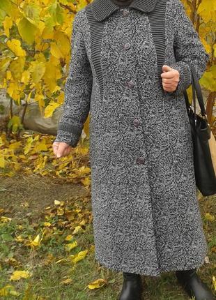 Демисезонное женское пальто в отличном состоянии