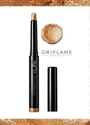 Тіні-олівець золотий пісок the one colour unlimited oriflame оріфлейм орифлейм тени 34795