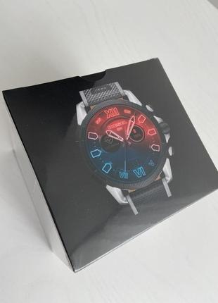 Смарт умные мужские часы diesel smart watch розумний годинник