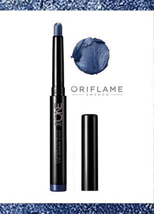Тіні-олівець індиго the one colour unlimited oriflame оріфлейм орифлейм тени 34796 индиго