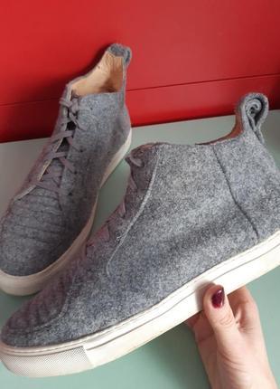 Шикарные ботинки ekin