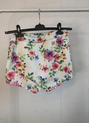 Шикарные юбка-шорты
