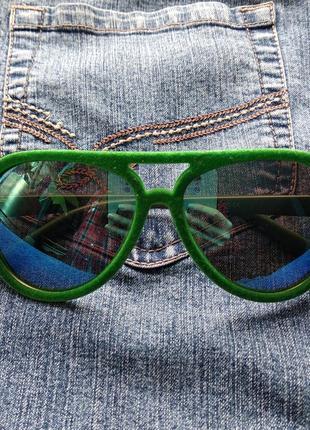 😎яркие имиджевые солнцезащитные очки с