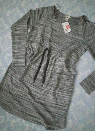 Новое платье для беременных h&m