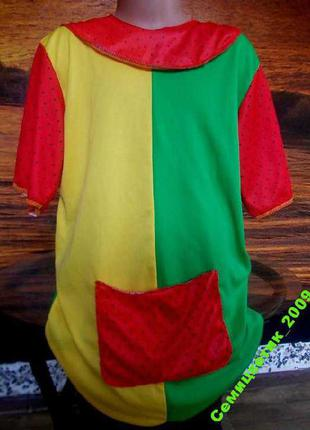Платье пеппи на 11-14лет цена снижена