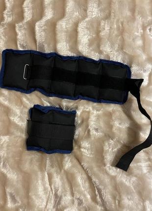 Спортивные утяжелители для рук или ног