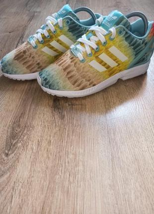 Кросівки adidas originals zx flux