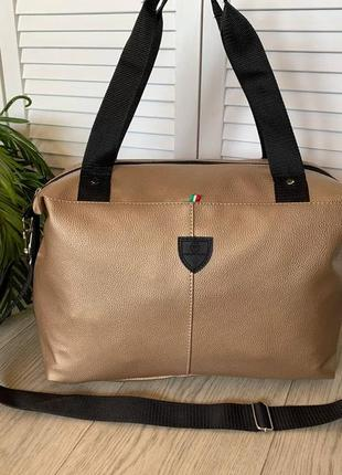 Новая спортивная сумка с длинным ремешком