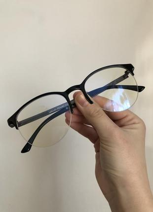 Уценка! компьютерные очки для пк и телефона, захисні комп'ютерні окуляри із захистом