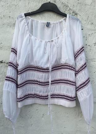 Блузка jean paul gaultier