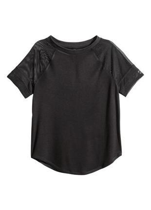 Классная футболка h&m