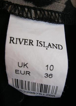 Блуза river island, румыния, размер 10/363