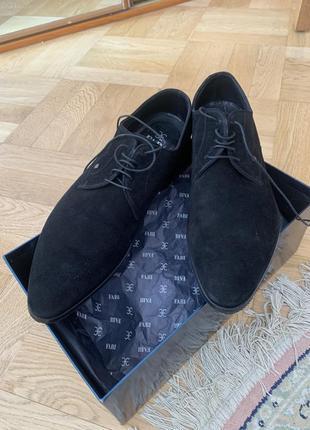 Туфли fabi классика под костюм