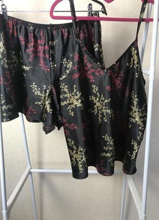 Красивая летняя пижама от m&s