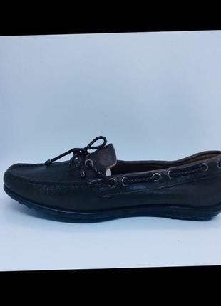 Manila,италия,кожаные туфли мокасины подошва как в tods