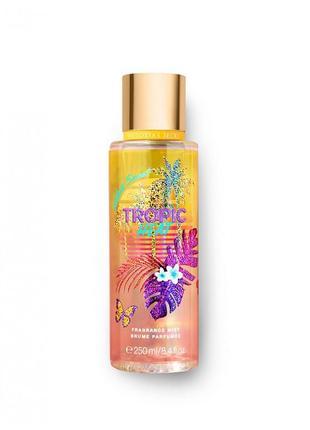 Victoria s secret tropic heat парфюмированный спрей для тела оригинал